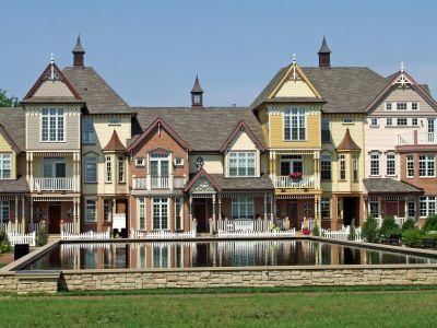 Web Site costs for Condo Townhouses
